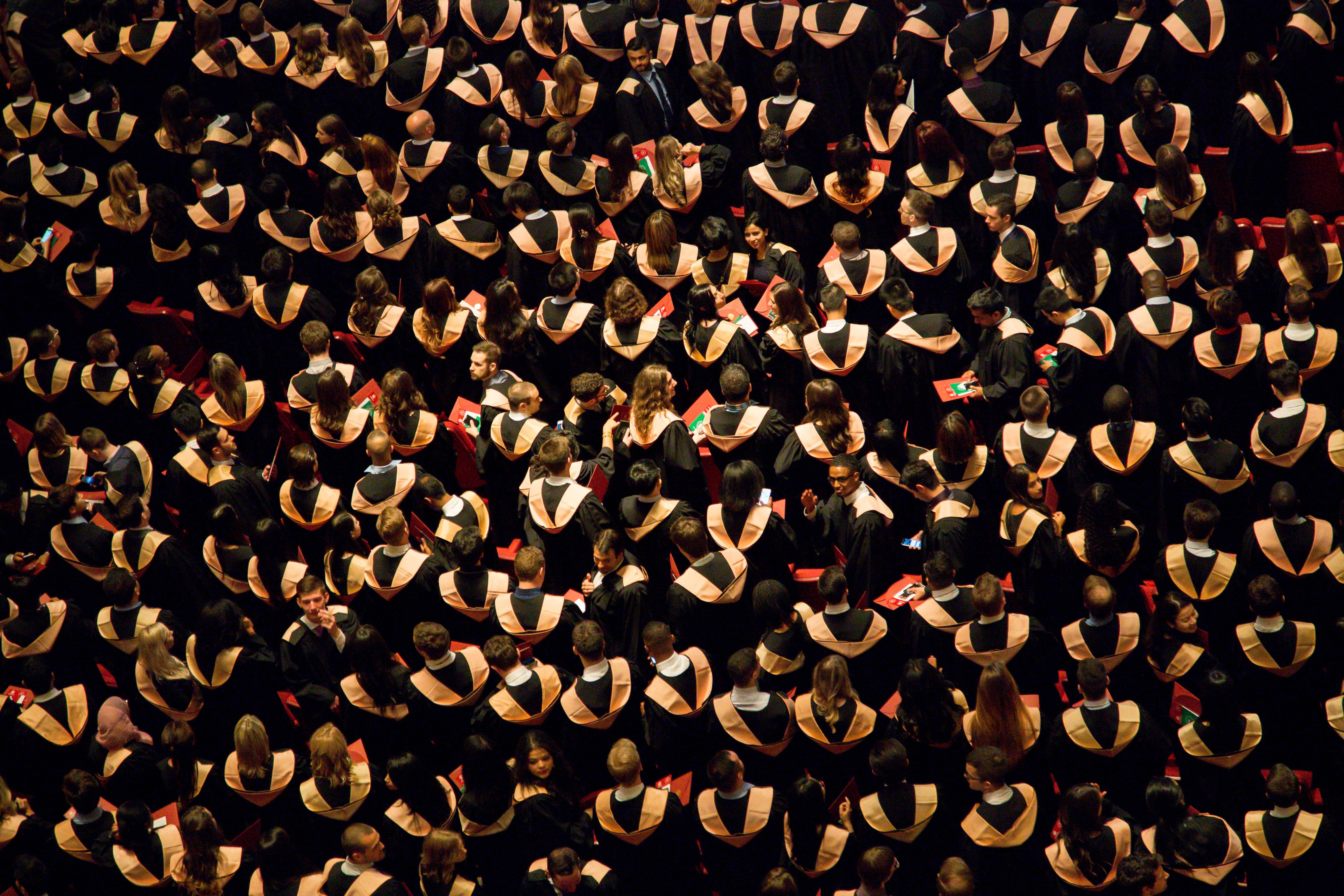 top tips on getting a job after uni recruitment agency graduate ceremony