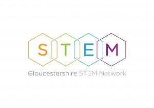 STEM gloucestershire logo